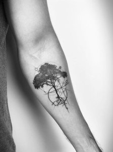 """19 ideias de tatuagens para os homens mais radicais1 224x300 - 18 ideias de tatuagens para os homens mais """"radicais"""""""