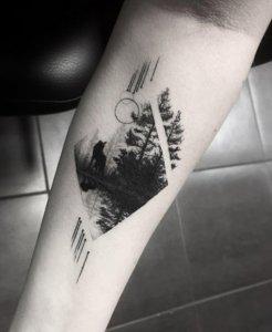 """19 ideias de tatuagens para os homens mais radicais2 246x300 - 18 ideias de tatuagens para os homens mais """"radicais"""""""