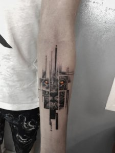 """19 ideias de tatuagens para os homens mais radicais7 225x300 - 18 ideias de tatuagens para os homens mais """"radicais"""""""