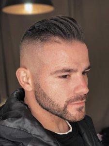 barba degrade aprende a fazer o estilo e inspira te nas imagens10 225x300 - Barba degradê: um novo estilo que está a conquistar homens por todo o Mundo