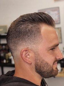 barba degrade aprende a fazer o estilo e inspira te nas imagens12 225x300 - Barba degradê: um novo estilo que está a conquistar homens por todo o Mundo