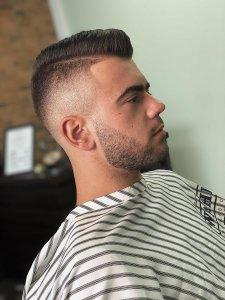barba degrade aprende a fazer o estilo e inspira te nas imagens4 225x300 - Barba degradê: um novo estilo que está a conquistar homens por todo o Mundo