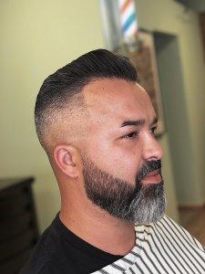 barba degrade aprende a fazer o estilo e inspira te nas imagens6 225x300 - Barba degradê: um novo estilo que está a conquistar homens por todo o Mundo
