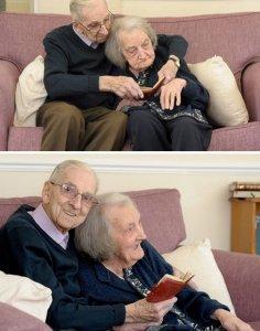 marido le diario para esposa com demencia para manter vivo o amor1 236x300 - Marido lê diário para esposa com demência para manter vivo o amor