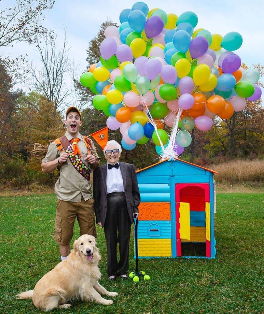 avo e neto conquistam as redes sociais com as fotografias mais hilariantes11 861x1024 - Avó e neto conquistam as redes sociais com as fotografias mais hilariantes