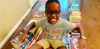 com apenas 10 anos ele inspira o mundo doando meio milhao de livros para criancas um catalisador para a bondade 324x160 - Início